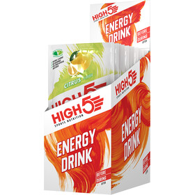 High5 Energy Drink Box 12 x 47g, Citrus